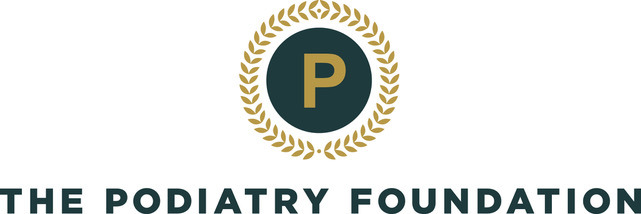 The Podiatry Foundation Logo Rgb